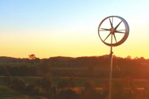 Read more about the article New mini wind turbine packs a punch