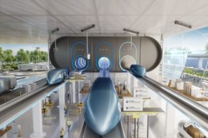 Read more about the article First humans ride hyperloop vacuum