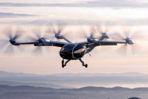 Read more about the article Electric Uber of the skies